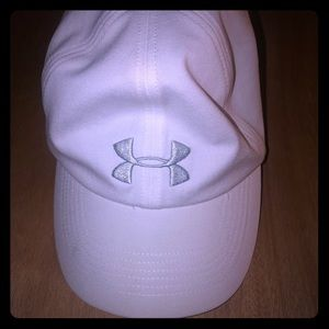 White UA Hat